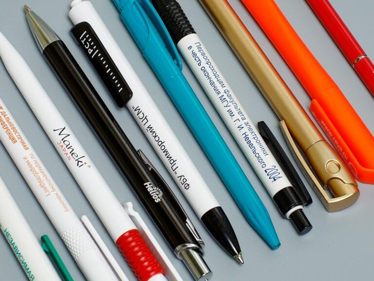ручки фирменные оптом владивосток