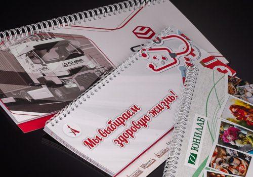 Блокноты типография владивосток